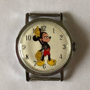 Accessories - Vintage Mickey Mouse watch